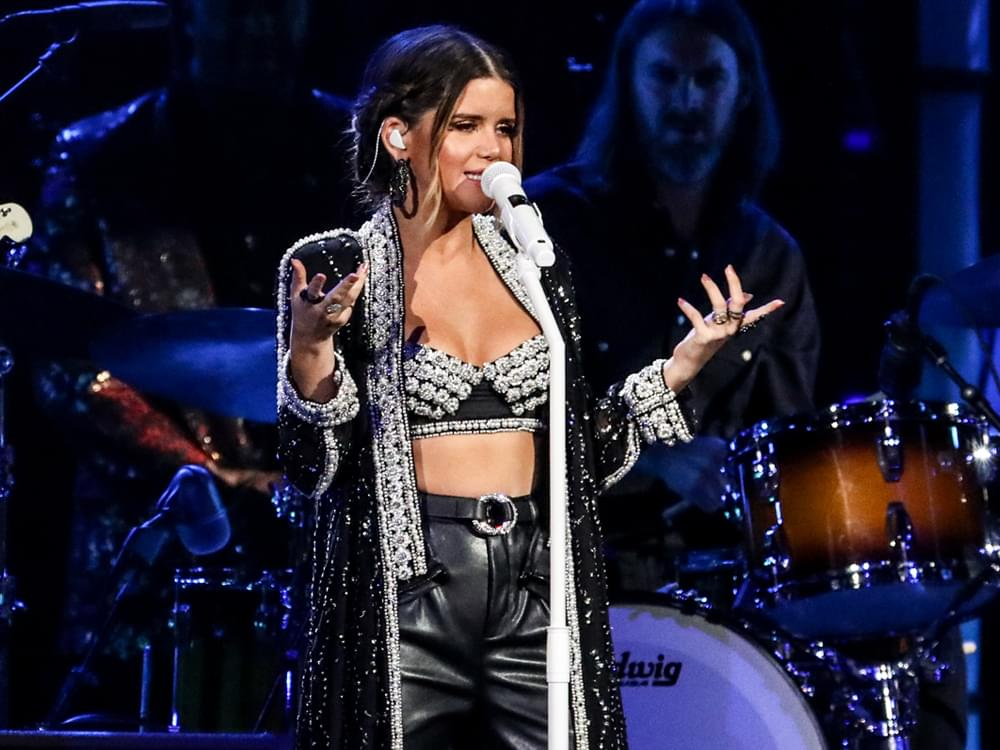 """Maren Morris Adds New Dates to """"Girl: The World Tour"""""""