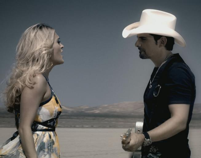 """The Song Remembers When: Brad Paisley and Carrie Underwood – """"Remind Me"""""""