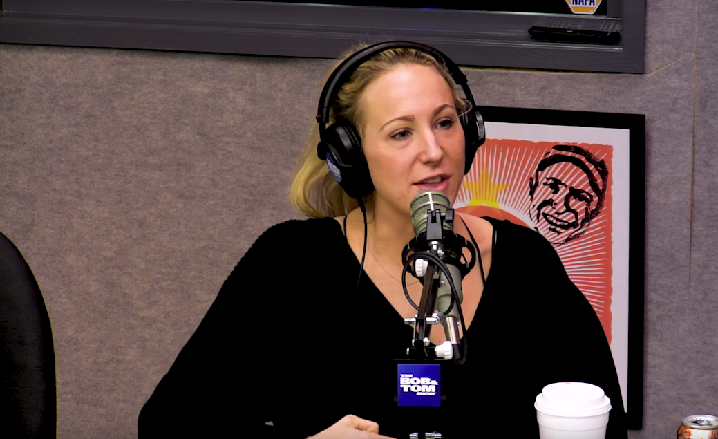 Nikki Glaser Joins Us In Studio