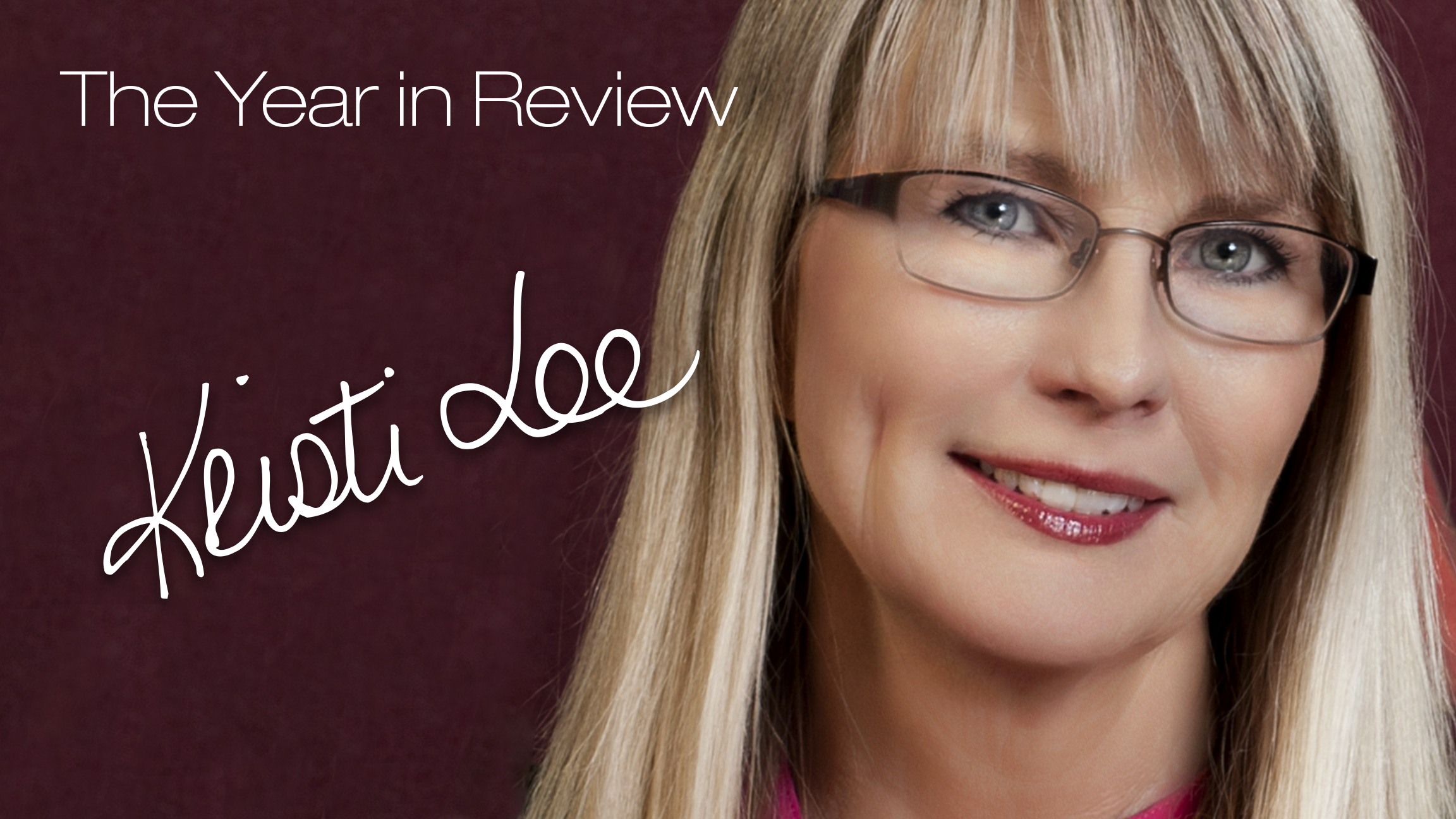 2018 Year In Review – Part 5: The Best of Kristi Lee