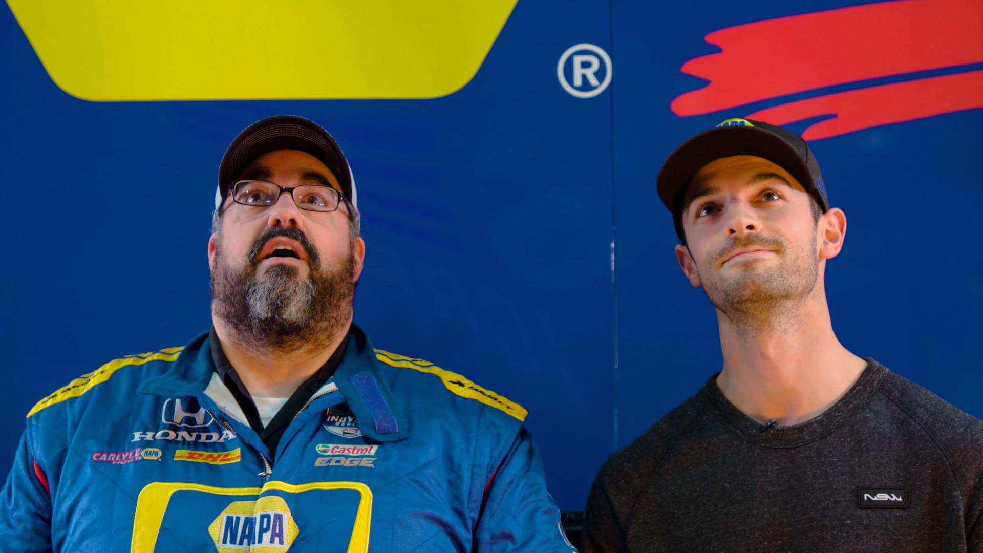 Love Your Car Month with Josh Arnold and Alexander Rossi