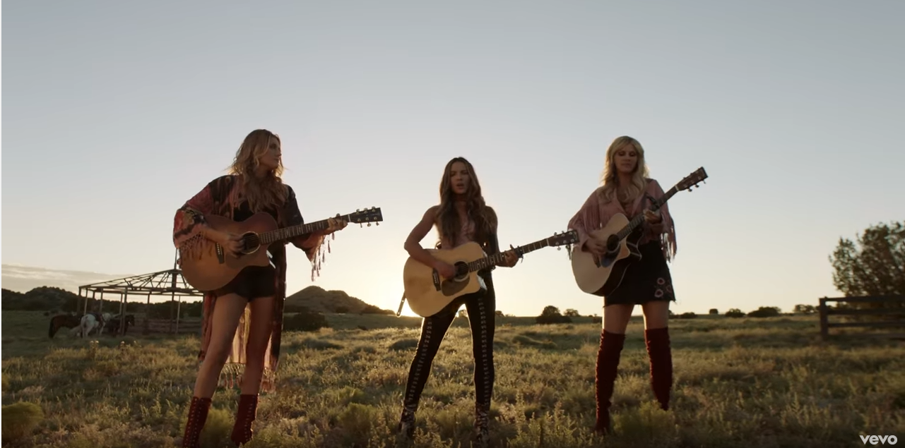 Runaway June – Wild West [WATCH]