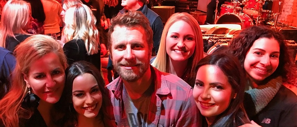 Dierks Bentley's Whiskey Row Grand Opening + Elaina's Review