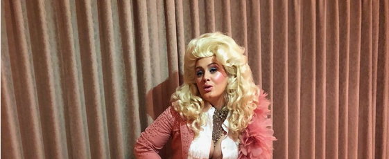 Adele Channels Her Inner Dolly Parton