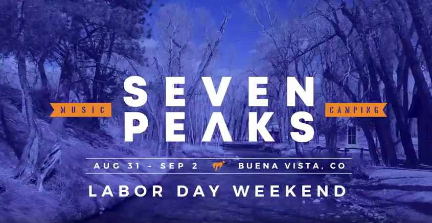 "Dierks Bentley Announces ""Seven Peaks Music Festival"""