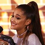 Ariana Grande Interview [WATCH]