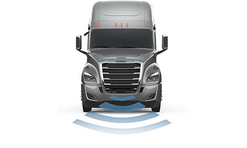 9 New Safety Features in the New Cascadia®