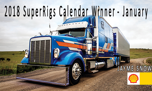 january  u2013 shell rotella superrigs calendar winner  u2013 jayme snow