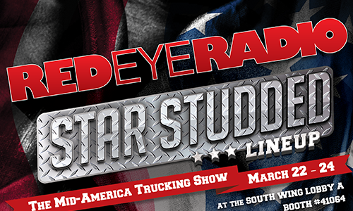 Red Eye Radio Kicks the 2018 Mid-America Trucking Show Up  A Notch Featuring County Music's Own Tanya Tucker