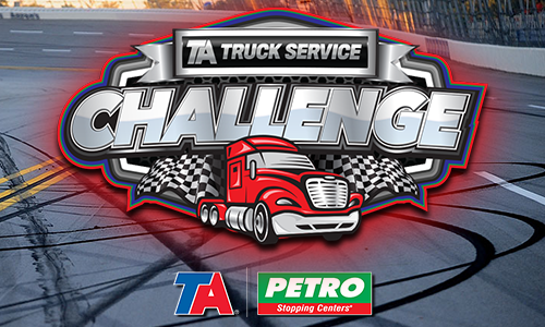 TravelCenters of America Announces Sponsorship of TA Truck Service Challenge at the Atlanta Motor Speedway