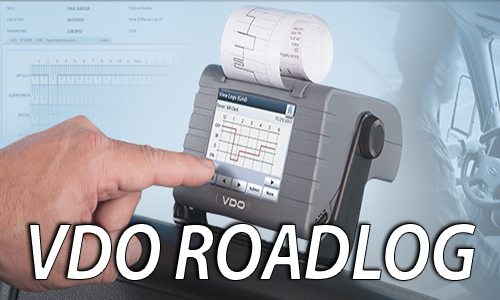 VDO RoadLog – Helping You Stay Compliant