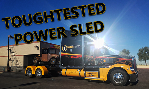 What's a Toughtested Powersled?