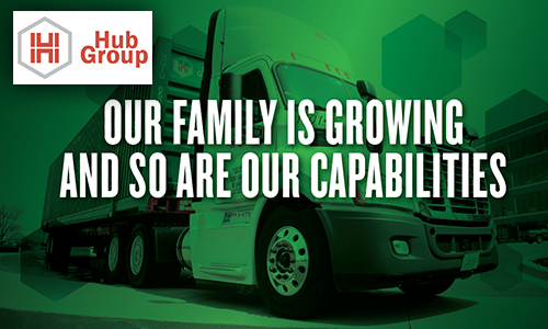 Robert Pierson of Hub Group Trucking Joined Eric On-Air!