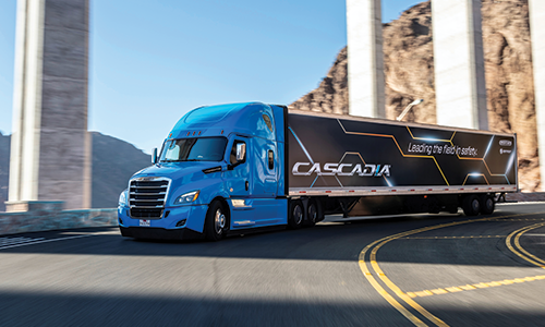 Daimler Trucks North America Introduces First SAE Level 2 Automated Truck in North America with the Freightliner New Cascadia