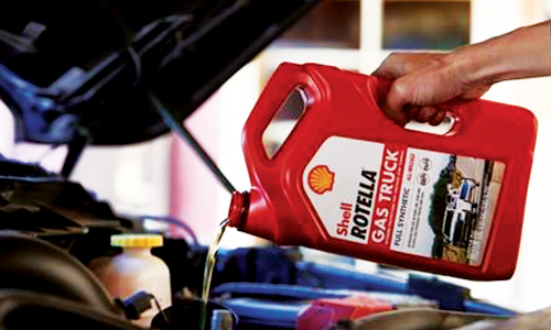 Shell Rotella® Expands Industry-Leading Portfolio with introduction of Shell Rotella Gas Truck Engine Oil