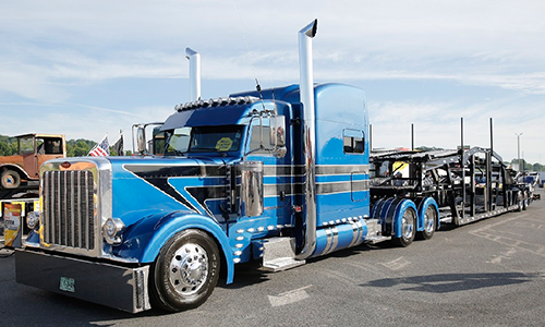 37th Annual Shell Rotella® SuperRigs® to be held at Trails Travel Center in Albert Lea, Minn.