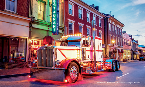March – Shell Rotella SuperRigs Calendar Winner – Jay Blackburn