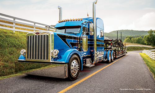 April – Shell Rotella SuperRigs Calendar Winner – Eric Turner