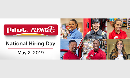 Pilot Flying J Hosts First National Hiring Day to Add 5,000 Team Members