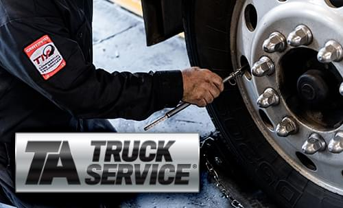 Tire Maintenance Tips to Keep You Rolling Through Summer from TA Truck Service