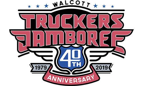 WALCOTT TRUCKERS JAMBOREE — JULY 11-13, 2019!