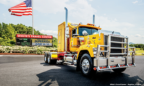 July 2019 – Shell Rotella SuperRigs Calendar Winner – Greg Dean