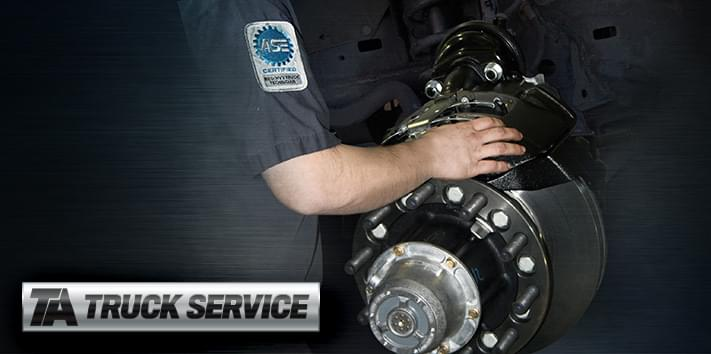Truck Air Brake System Maintenance Tips from TA Truck Service