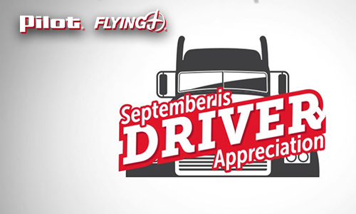 """Pilot Flying J introduces """"Thank a Driver"""" campaign for TDAW"""