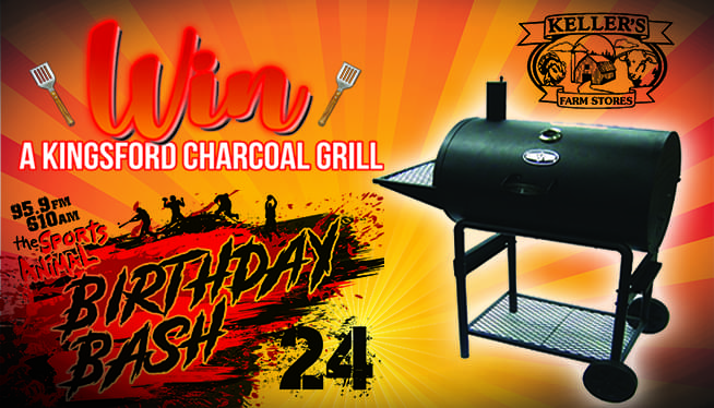 Grill Giveaway Rules