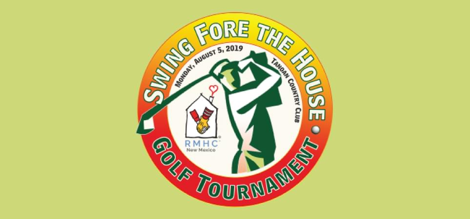 Swing Fore The House Golf Tournament
