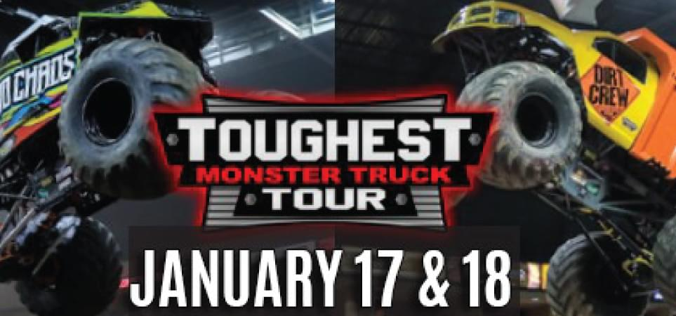 The Toughest Monster Truck Tour