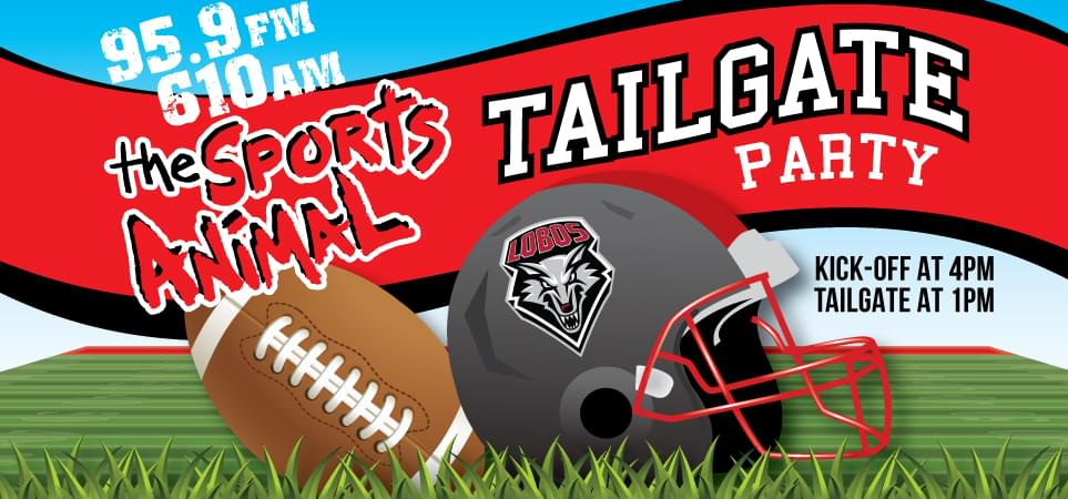 The Sports Animal Tailgate Party