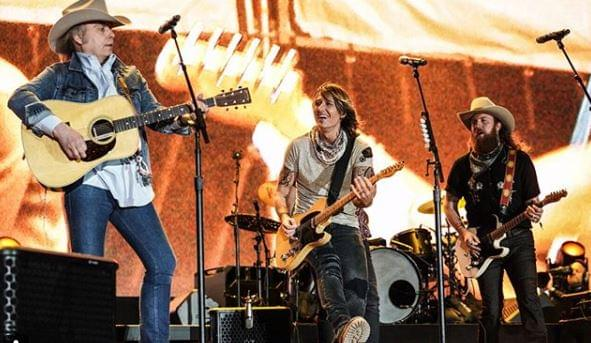 Keith Urban's Stagecoach Surprise