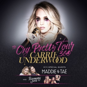 Carrie Preps For Baby, Tour