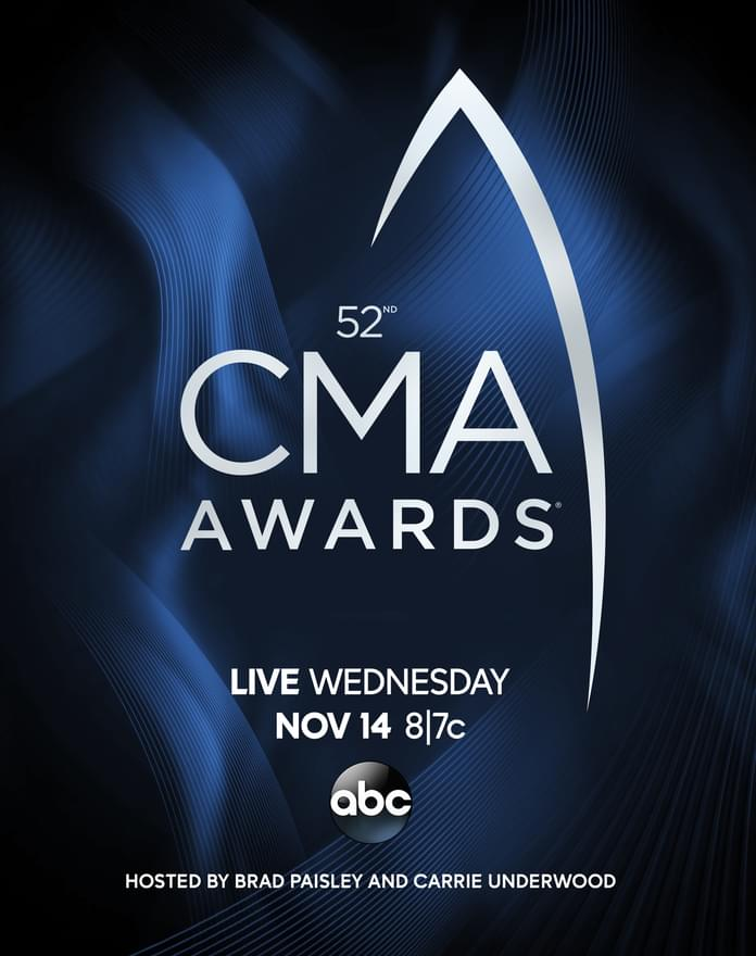 2018 CMA Awards Nominees