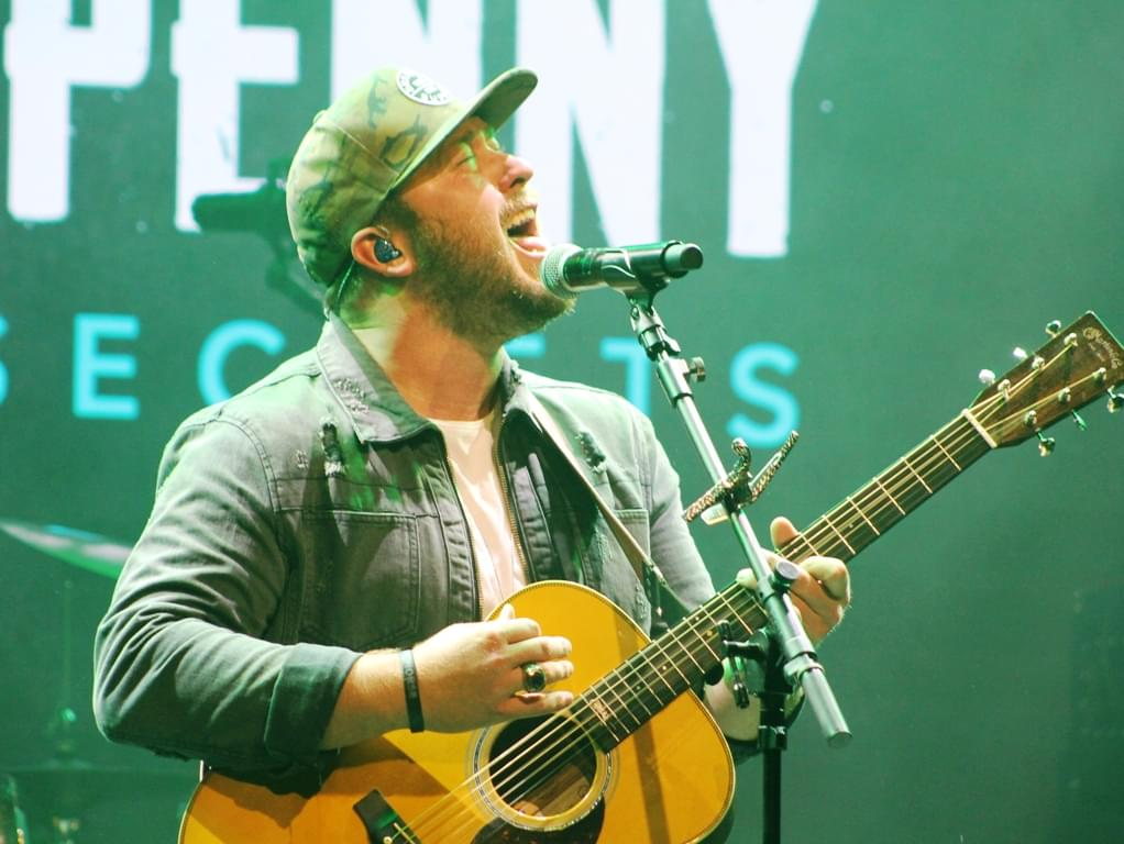 Mitchell Tenpenny's Debut #1