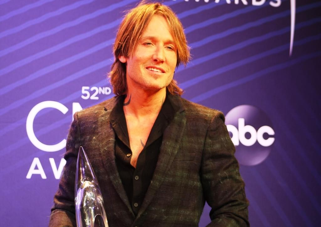 2018 CMA Awards Winners