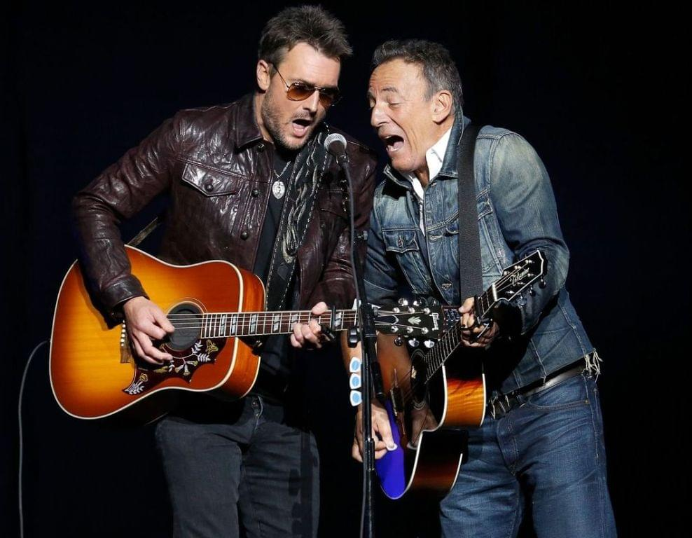 Church & Springsteen Together