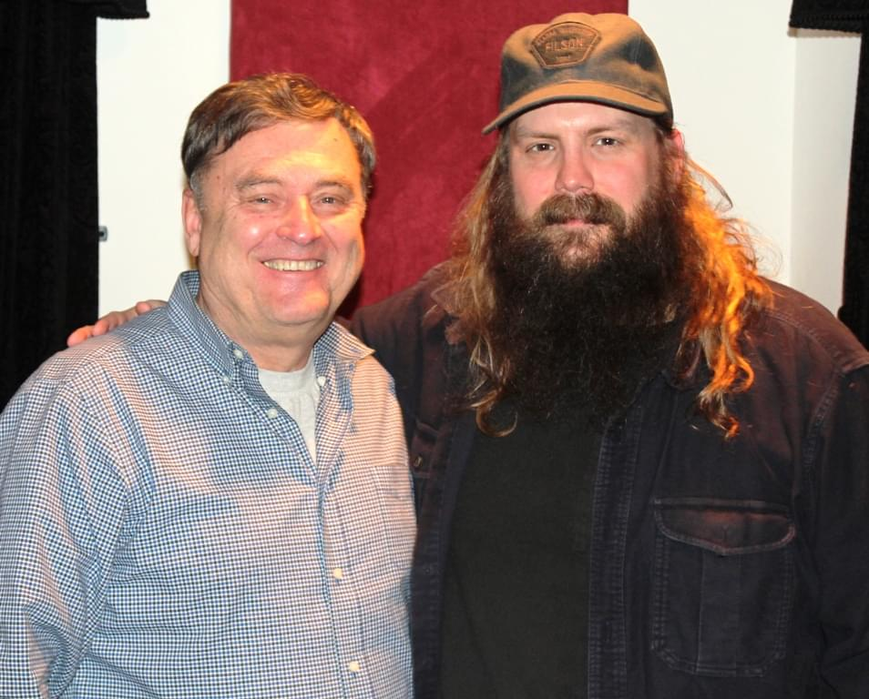 Chris Stapleton's Baby Watch