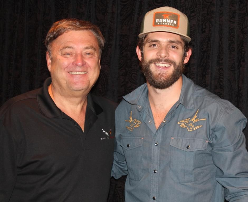 This Week: Thomas Rhett