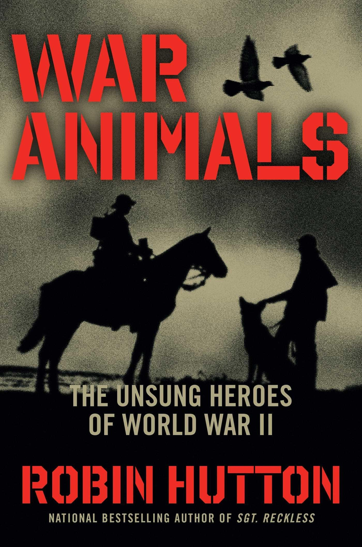 WAR ANIMALS