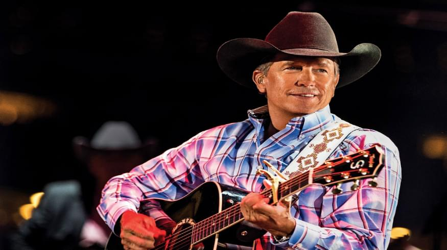 George Strait's Record 27th No. 1 On Billboard's Top Country Albums Chart