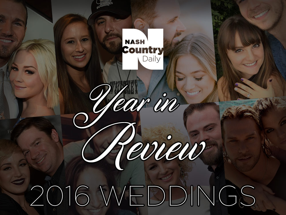 Year in Review: 2016 Weddings