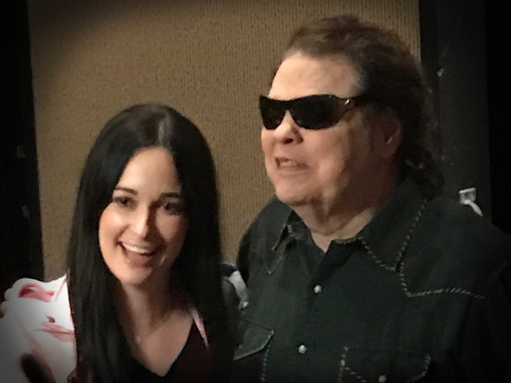 """Watch a Sneak Peek of Kacey Musgraves and Ronnie Milsap Sing """"Don't You Ever Get Tired (Of Hurting Me)"""" on New Tribute Album"""