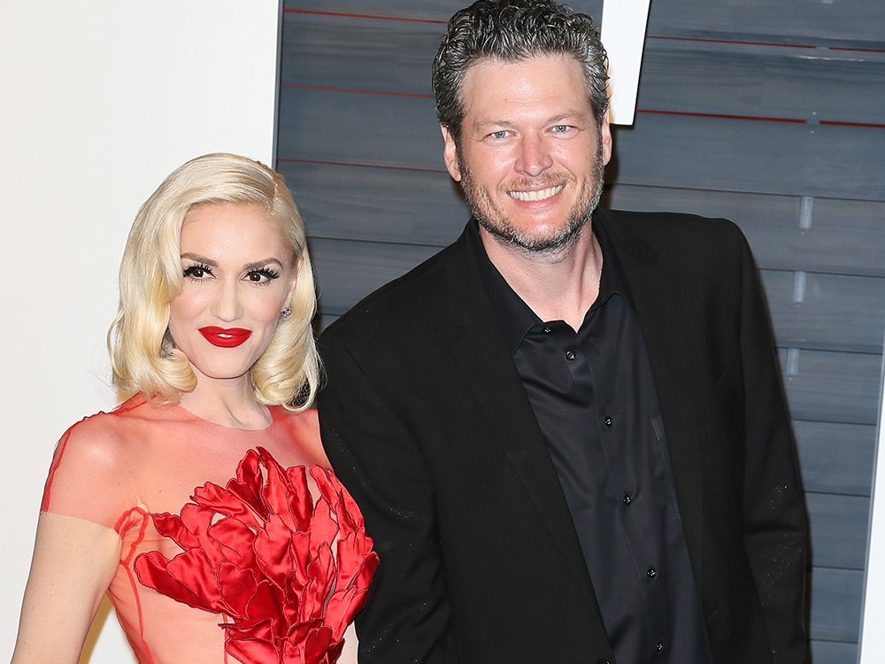 """Nash Country Daily"" Readers Vote Blake Shelton and Gwen Stefani the Next Country Couple to Get Engaged"