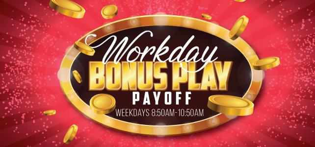 Workday Bonus Play Payoff Rules