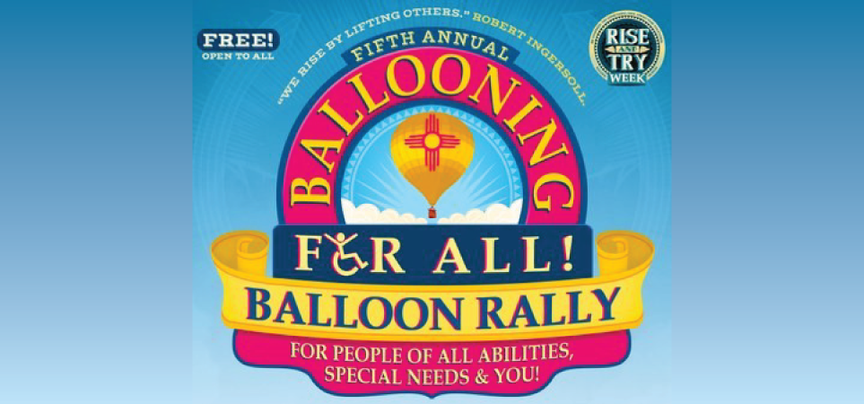 Ballooning For All Balloon Rally | March 16, 2019