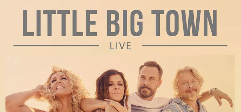 Little Big Town | June 14, 2019