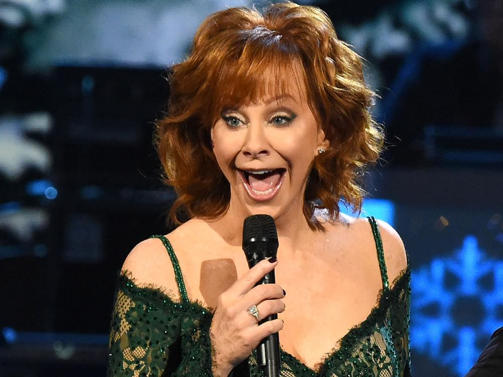 "Listen to Reba McEntire's Liberating New Single, ""Freedom"""