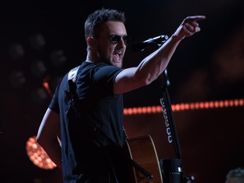 "Eric Church's Outlaw Saga Continues Inside Prison in New Video for ""Some of It"" [Watch]"